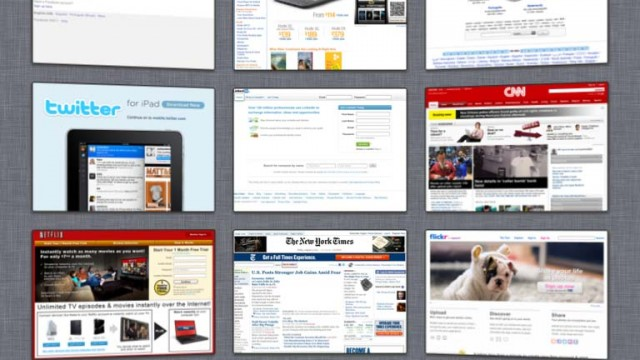 Kikin Browser Provides A Simple, Touch Oriented Way To Browse The Internet