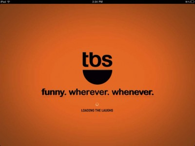 TBS Comes To The iPad With Full Episodes For Compliant Providers