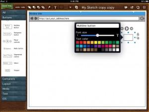 SketchyPad by Nick Golovin screenshot