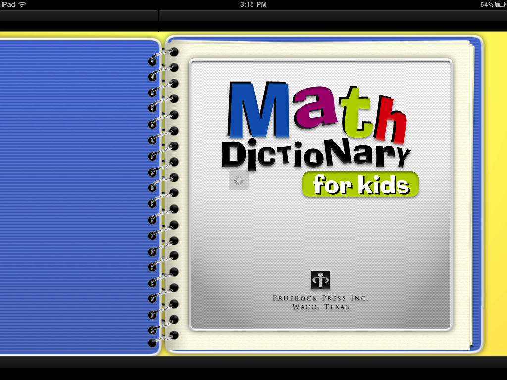 Math Dictionary For Kids Is A Homework Hero