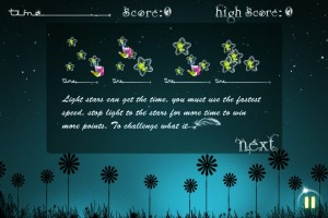 Star NightSky by Zero Centre screenshot