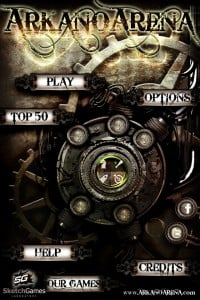 Steampunk Meets Breakout In ArkanoArena - Plus A Chance To Win A Copy!