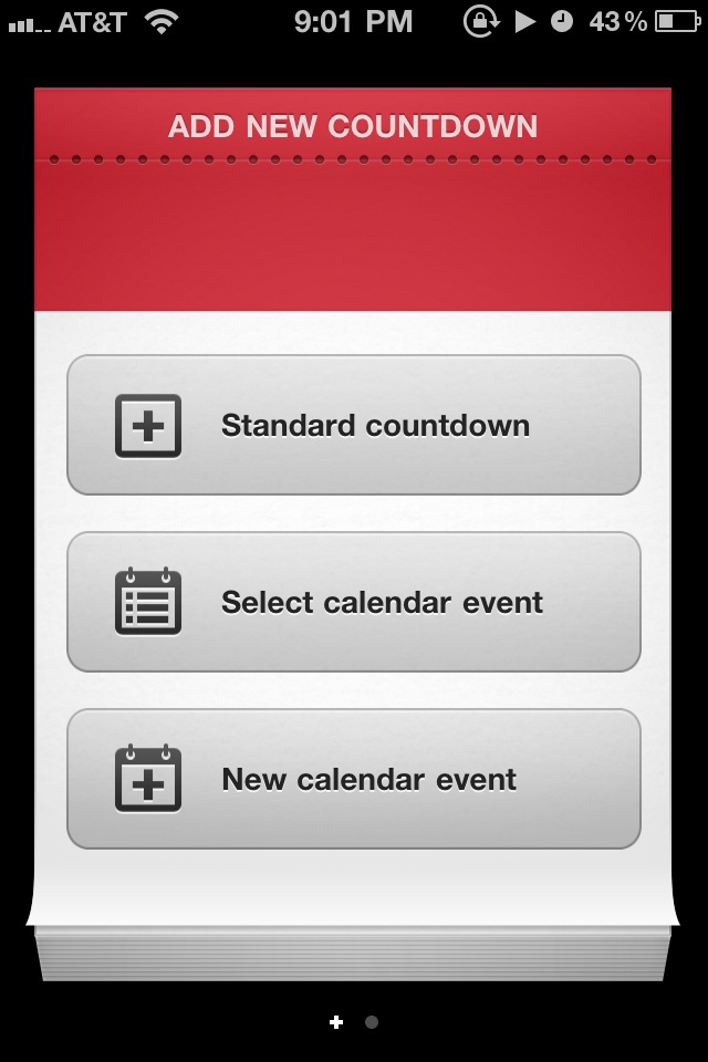 Get Minimal Yet Elegant Countdowns In Countdown Me 2.0