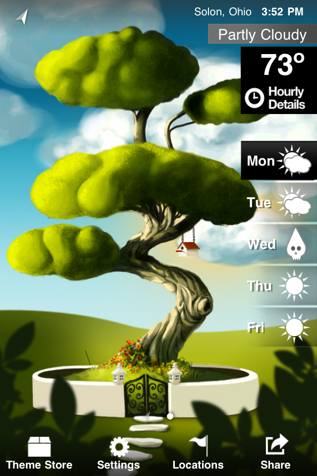 Weatherwise: Weather With Personality