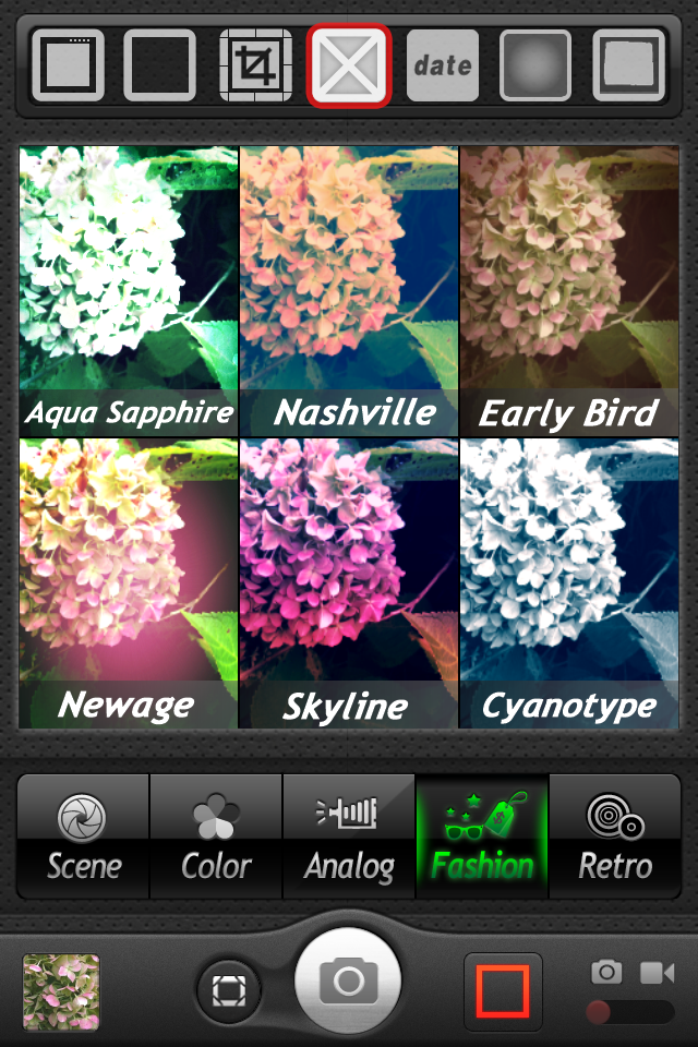 CamCam Brings Retro Filters And Effects to Your Photos And Videos