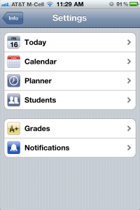 iTeacherBook by iStudiez Team screenshot