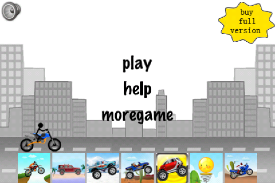 Ramp, Soar And Pop A Wheelie To Beat The Time In Doodle Moto Race