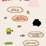 Bounce Forever Upward In Doodle Jump Free