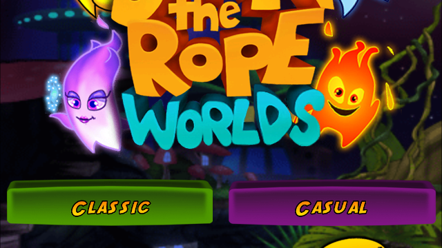 Destroy Worlds As You Play With Fire In Burn The Rope Worlds