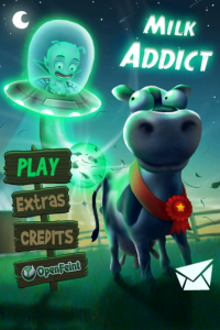 Help Your Galactic Neighbor Steal Some Cows In Milk Addict