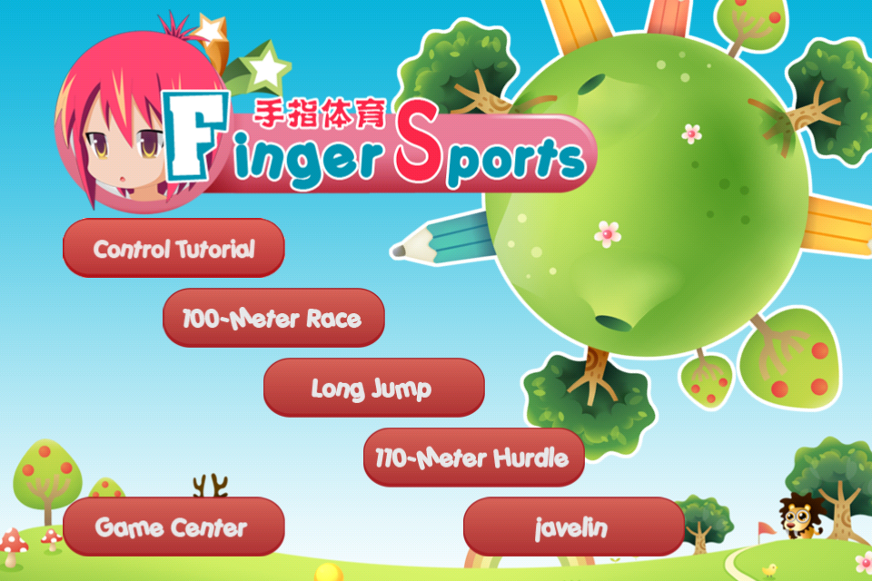 Tap Your Way To The Finish Line In Finger Sports