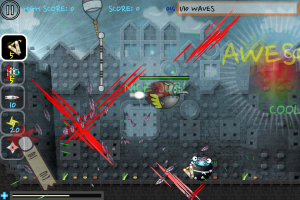 Bird Smash by Wasabi Bit screenshot