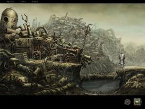 Machinarium by Amanita Design screenshot