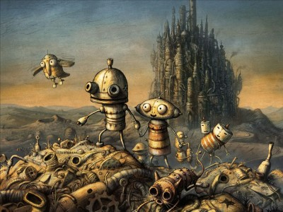 Machinarium Arrives And It's Phenomenal - Plus A Chance To Win!