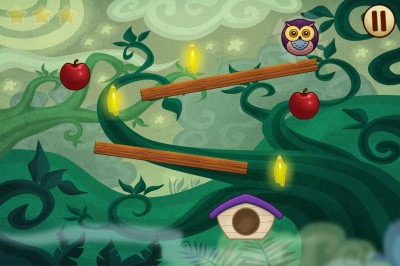 Help Hooty, Doory, And Woody Find Their Way Home In Silly Owls