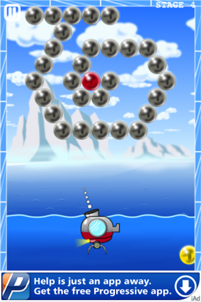 Quirky App Of The Day: Bubble Submarine