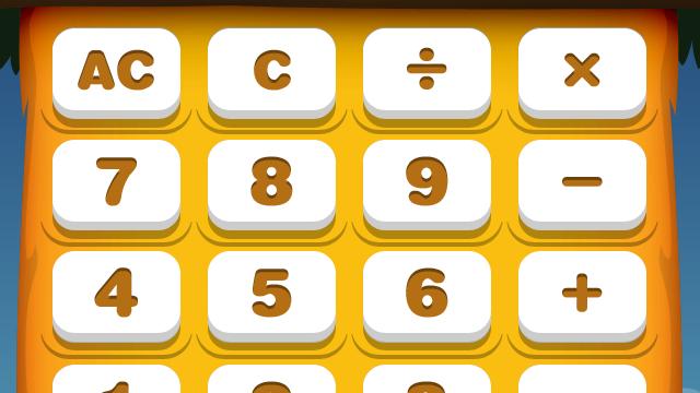 Catculator: The Calculator That Purrs