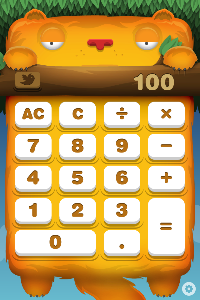 Catculator: The Calculator That Purrs