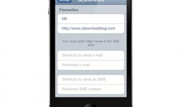 Jailbreak Only: SLShortcuts - Adds Custom Text Commands To Spotlight