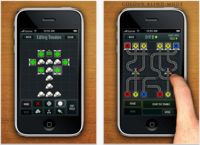 Trainyard Updated - Adds iPad Support, Game Center Integration And New Content