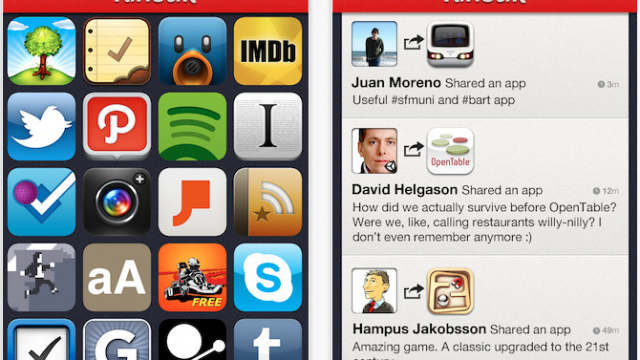 Kinetik - A Social Network For iOS Apps