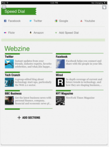 Dolphin Browser HD Offers A Remarkable Browsing Experience