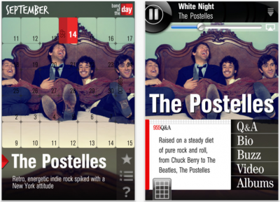 Band Of The Day - A Better Way To Discover New Music On Your iPhone
