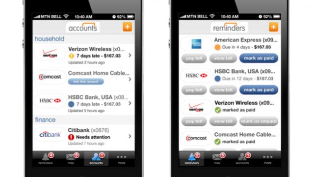 Best Iphone App For Managing Bills