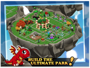 DragonVale by Backflip Studios screenshot