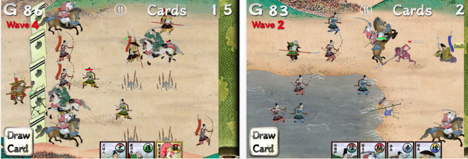 Samurai Bloodshow Now Available As A Universal App From Sega
