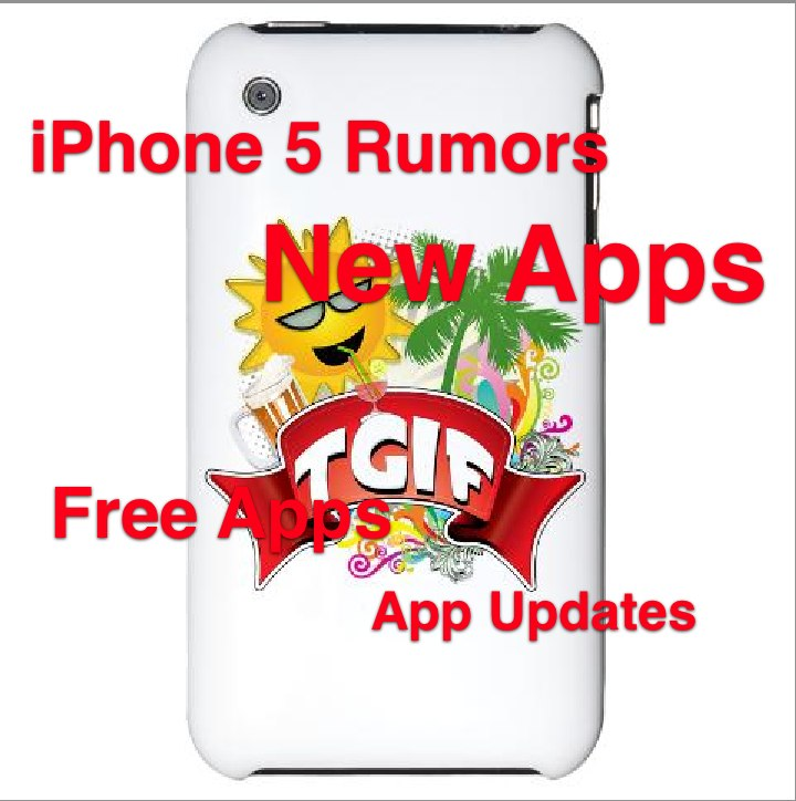 AppAdvice Daily: New iPhone 5 Pics, Say Bye To The Bumper, And Friday Freebies
