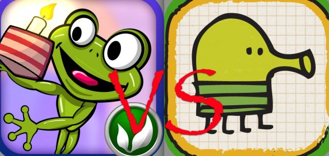 AppAdvice Daily: Jailbreak News, Froggy Jump vs Doodle Jump, And Win A Free Download
