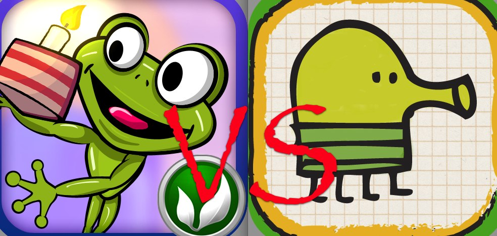 AppAdvice Daily: Jailbreak News, Froggy Jump vs Doodle Jump, And Win