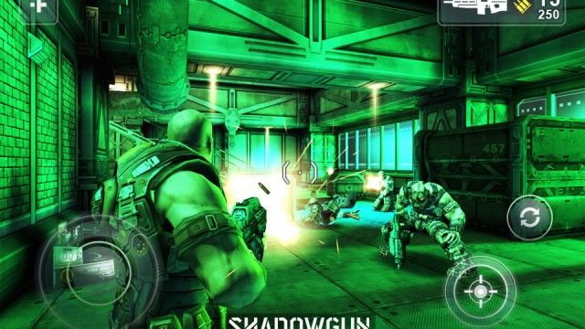 Shadowgun Hitting iOS On September 28