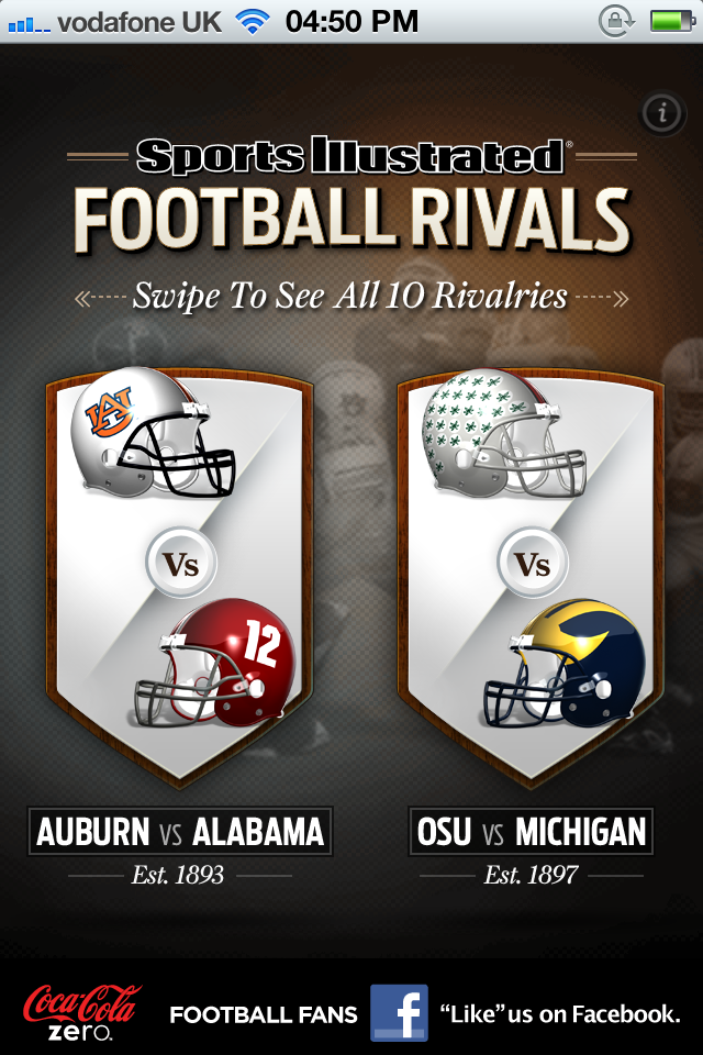 Sports Illustrated Football Rivals - Learn All There Is To Know About Football's Greatest Rivalries
