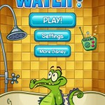 """Disney Launches """"Where Is My Water"""" On The App Store - Already The Game Of The Week"""
