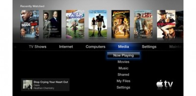 FireCore Updates aTV Flash - Enhances Media Player, Adds Cloud Backup
