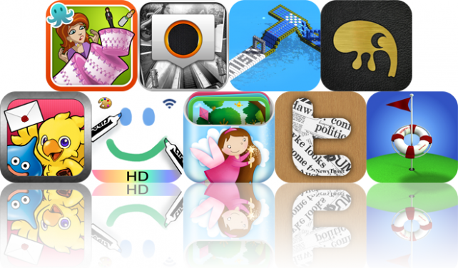 iOS Apps Gone Free: Wedding Dash, Photo Annotate, Marble World, And More