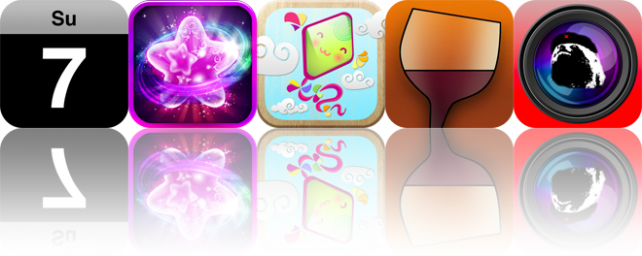 iOS Apps Gone Free: Photo Frame Calendar, Star NightSky, Logic, And More