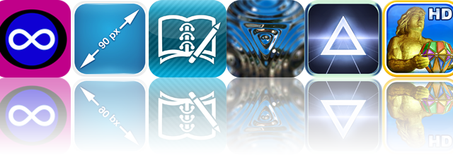 iOS Apps Gone Free: Infinite Eye, My Measures & Dimensions, Easy Calendar, And More