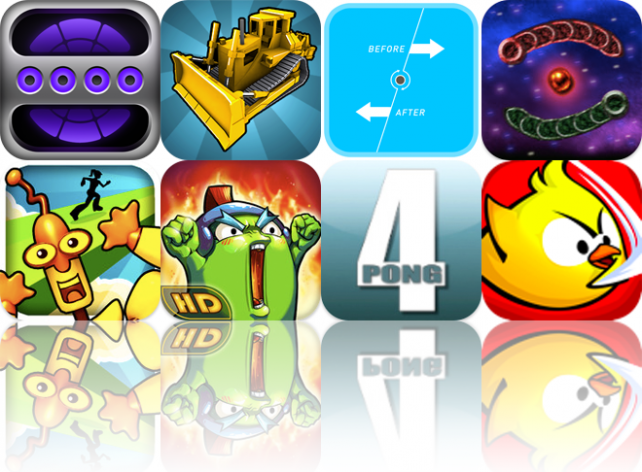 iOS Apps Gone Free: Loopseque Mini, Puzzle Dozer, Lightbox HD, And More