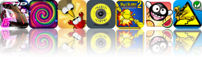 iOS Apps Gone Free: Asphalt 6: Adrenaline, SpinArt, Sandpipers, And More