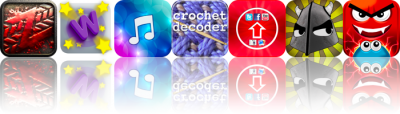iOS Apps Gone Free: Zombie Highway, Wooords, TuneShout Pro, And More