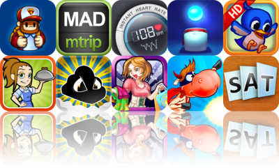 iOS Apps Gone Free: Pizza Boy, San Francisco Guide, Instant Heart Rate, And More
