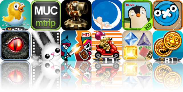 iOS Apps Gone Free: Chicken & Egg, Venice Travel Guide, Ragdoll Blaster 2, And More