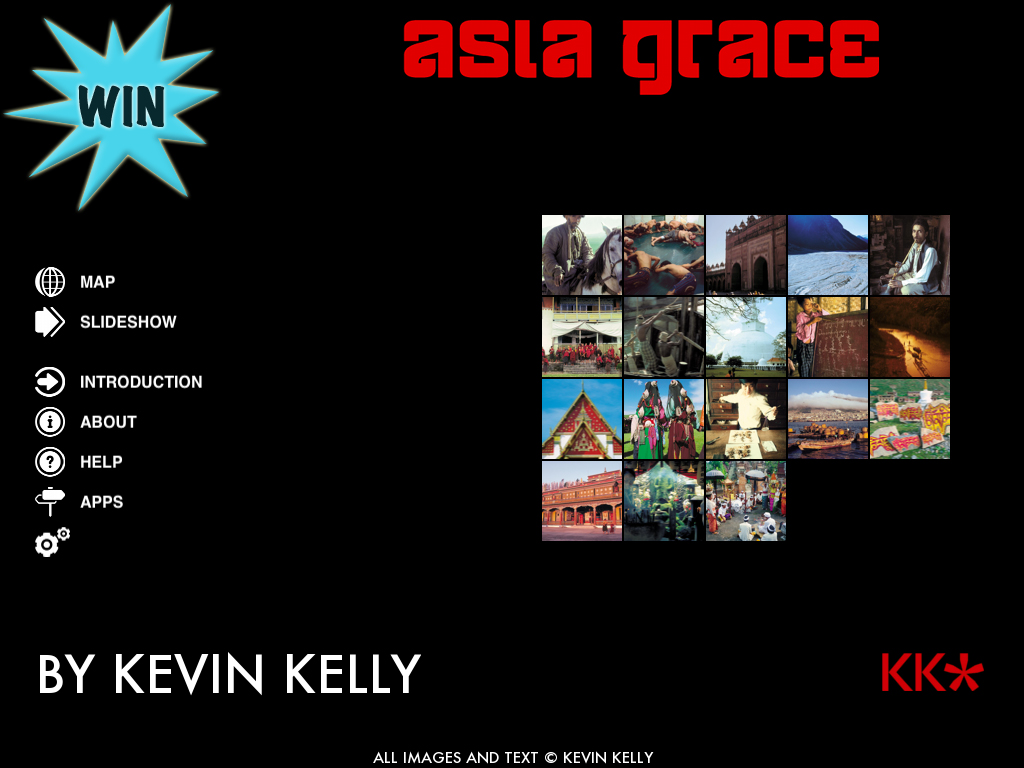 A Chance To Win Asia Grace For iPhone Or iPad