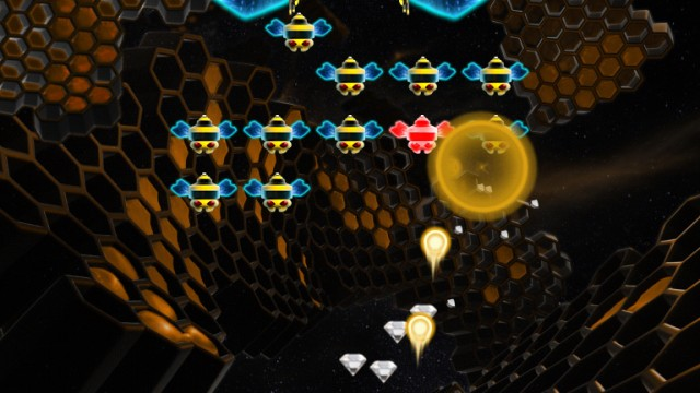 A Bit Of The Old And A Bit OF The New, Boss Battles Is One Enjoyable Space Shooter