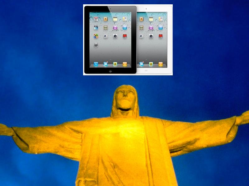 The iPad 2: Designed In California, Assembled In Brazil