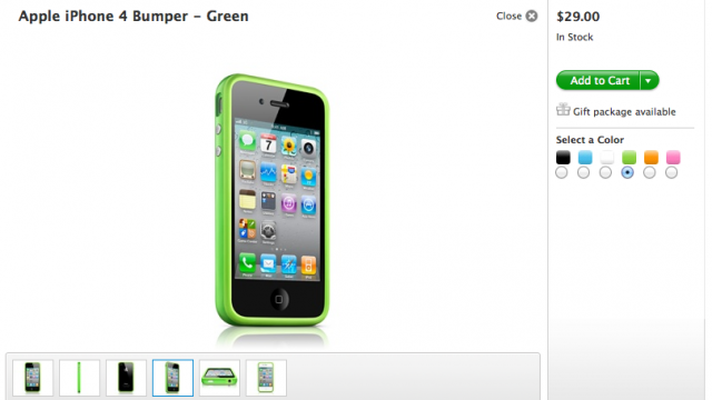 Apple Set To Discontinue Its Controversial Line Of Bumper Cases