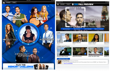 What Does CBS Have Against The iPad?